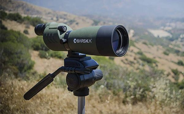 Best Spotting Scope under 100 – Top Rated Telescopic Optics for the Money