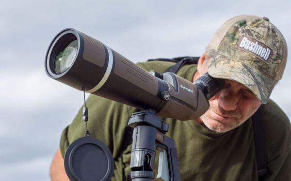 The Bushnell Trophy Xtreme Spotting Scope 16-48x50mm – Review